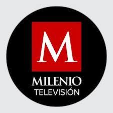 Logo Milenio TV
