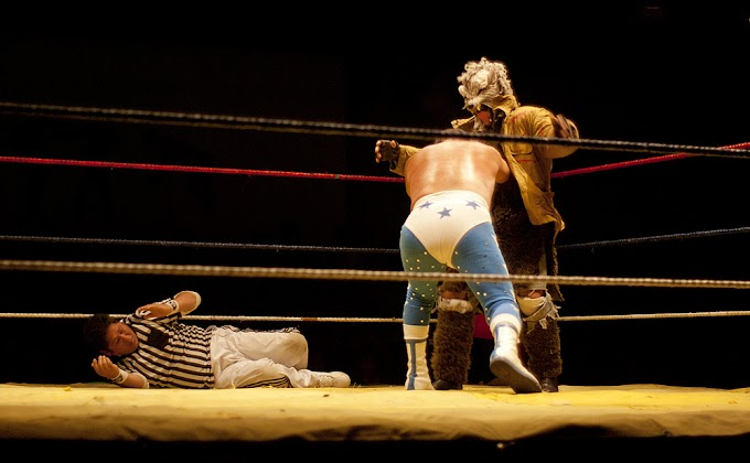 Luchando para ser el mejor (El Alto - Bolivia)