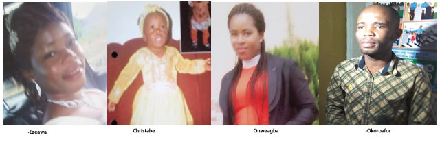 Rivers State Pastor Strangles Pregnant Lover, Kill Three Others To Cover Up Sexual Affair