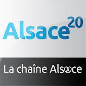 Alsace20 - La chaîne Alsace