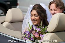 Bruidsreportage (Trouwfotograaf) - Foto van bruid - 081