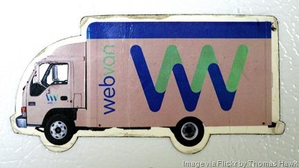 webvan-truck