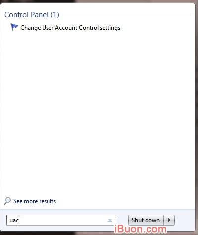 Ảnh mô phỏngHướng dẫn vô hiệu hóa User Account Control (UAC) trên Windows 7/8/8.1/10 - Tat-User-Account-Control-1