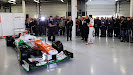 Force India VJM06 launch