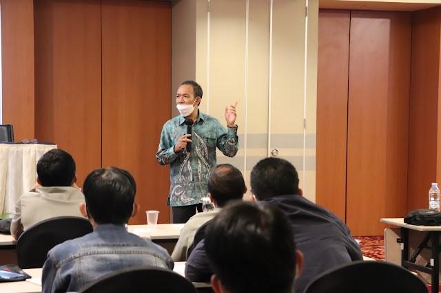 Tingkatkan Kompetensi Tenaga Pendidik, SMK-PPN Banjarbaru Gelar Workshop Pengembangan Kurikulum