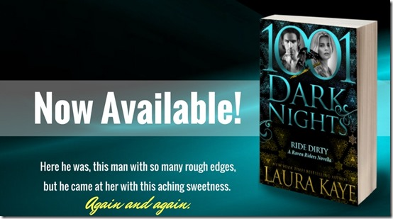 Ride Dirty by Laura Kaye now available!