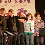 Concert ASDN mars 2013 > URSUS MINOR / © Pascal Cosnier