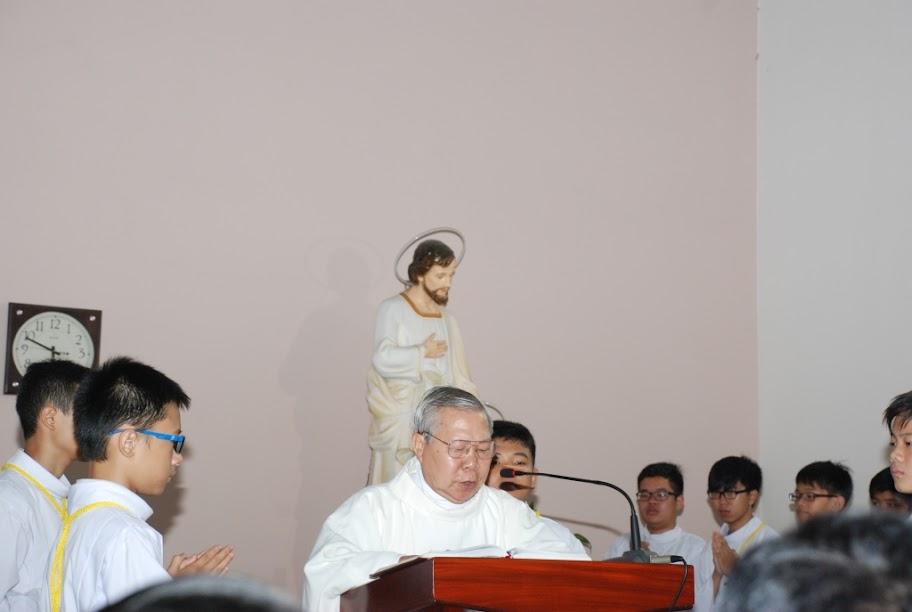 Gx.Phú Hoà Thánh lễ Tiệc Ly