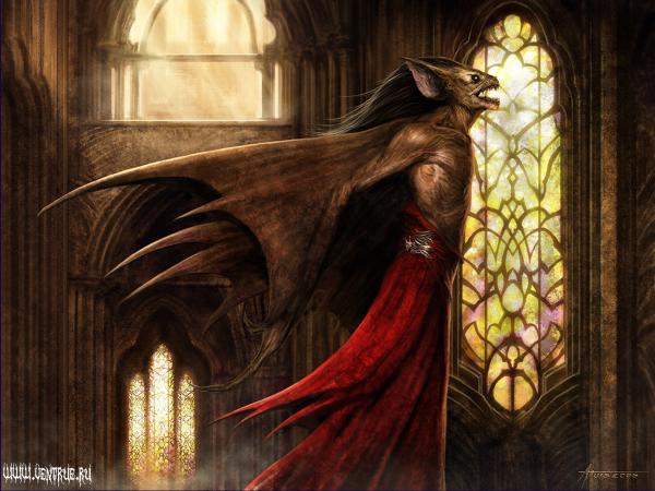 Night Of Black Queen, Demons