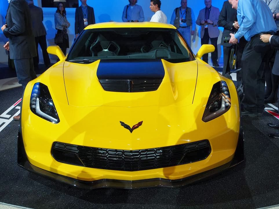 2015 Chevrolet Corvette Z06 NAIAS 1