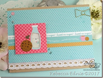 SCS 02 cookies and milk mini shaker card wm