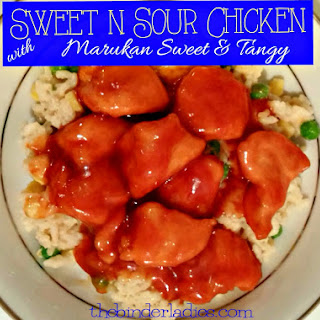 Sweet n Sour Chicken Recipe!
