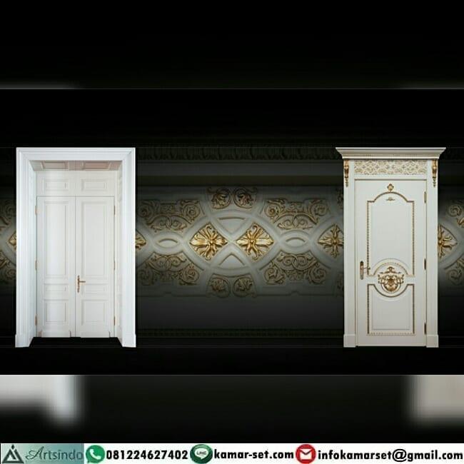 pintu jaman sekarang dengan model keren