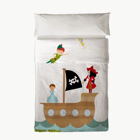 Mr Fox Peter Bedding - Peter Pan -