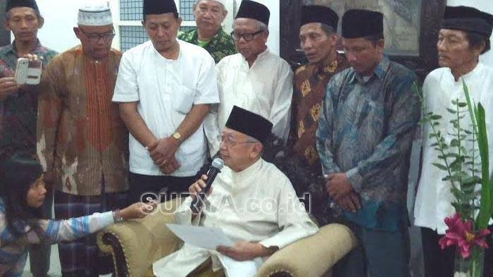 Gus Ipang Wahid: Mohon Seluruh Kesalahan Gus Solah Dimaafkan