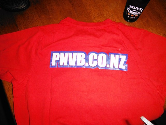 Championship Shirt Backside