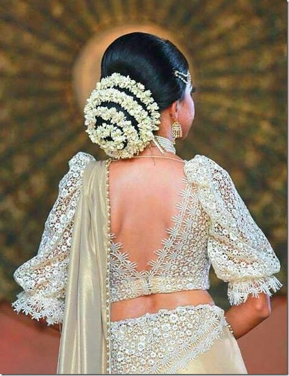 Indian Wedding Hairstyles (2)