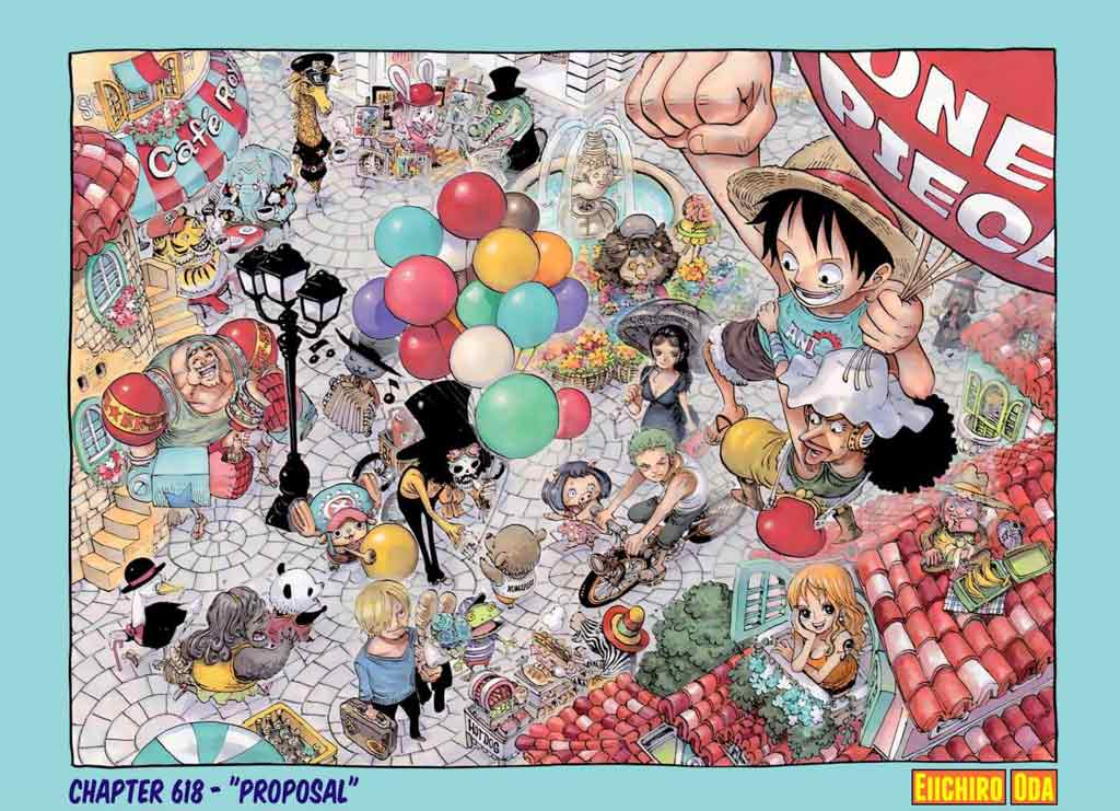 Read One Piece 618 Online | 01 - Press F5 to reload this image