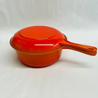 Le Creuset Cast Iron Marmitout Pan