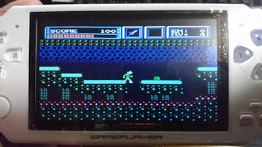 "DSC 1470 thumb%25255B2%25255D - 【ガジェット】怪しさ満点!「4.3"" Game Console MP5 Media Player (8GB)」レビュー。中華製PSP風レトロゲームポータブル機【レトロゲーム/パチモノ】"
