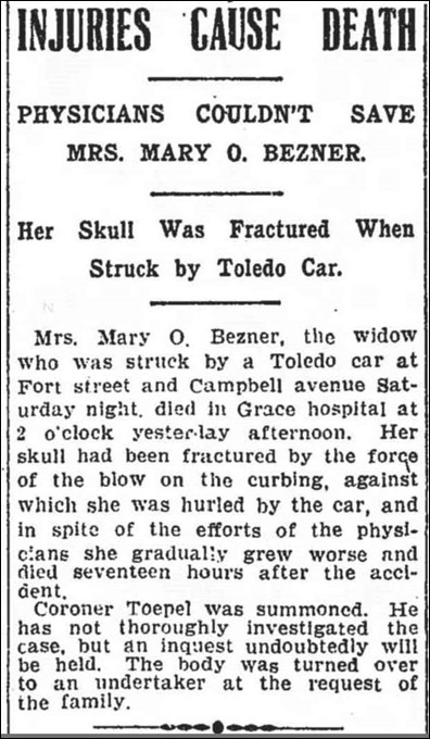 BEZNER_Mary_Inuries_cause_death_18_Jun_1906_DetFreePress_pg_5_cropped