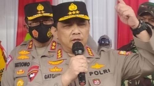 Wakapolri Komjen Gatot Eddy Ditunjuk Jadi Wakil Komisaris Utama Pindad.