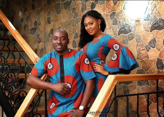 Latest Ankara Styles For Couples You Will Love 1