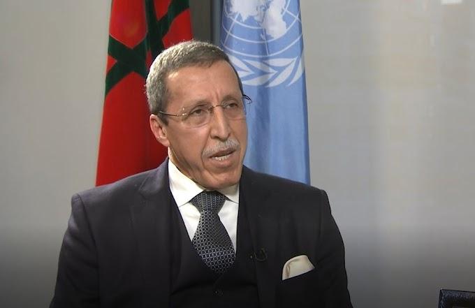 """Marruecos reconoce que incumplirá la legalidad internacional en el Sáhara Occidental y califica al Polisario de """"grupo armado argelino""""."""