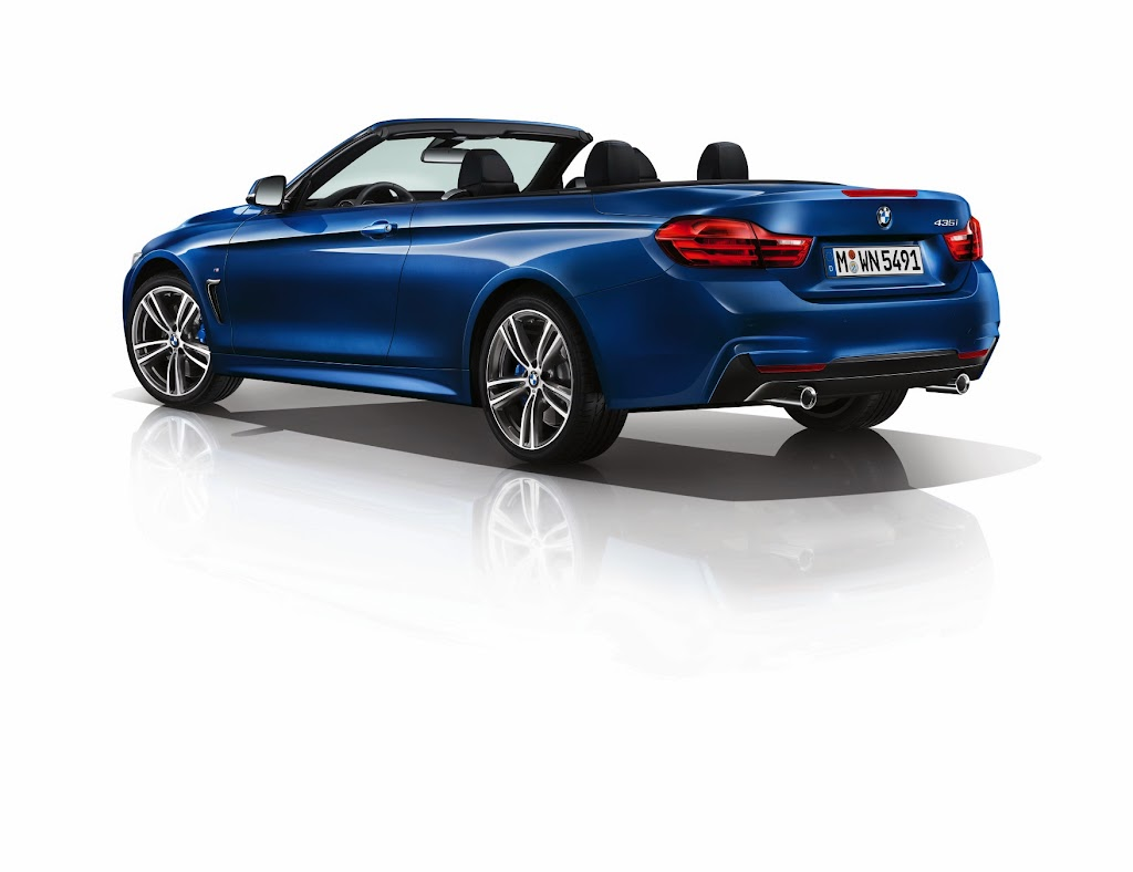 2014 BMW 4 Series Convertible 3536