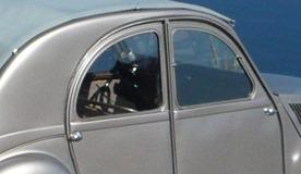 Citroën 1949 2 CV 4 glaces