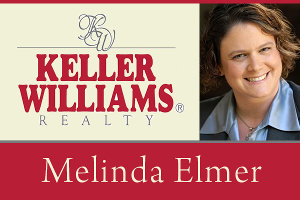 Real Estate Long Beach Melinda Elmer - Keller Williams Logo