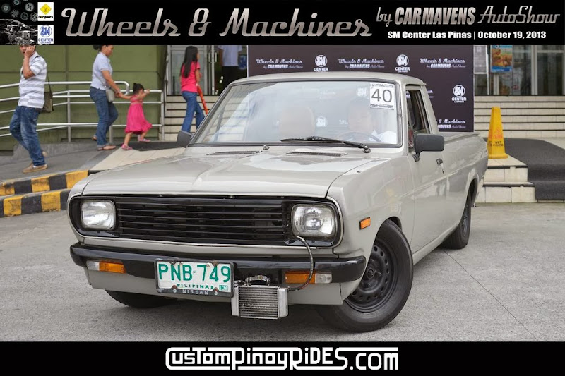 Wheels & Machines The Old School Rides Custom Pinoy Rides Car Photography Manila Philippines pic4
