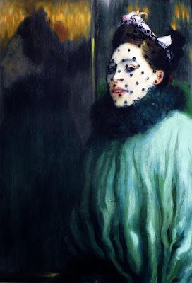 Louis Anquetin - Femme a la Voilette, 1891