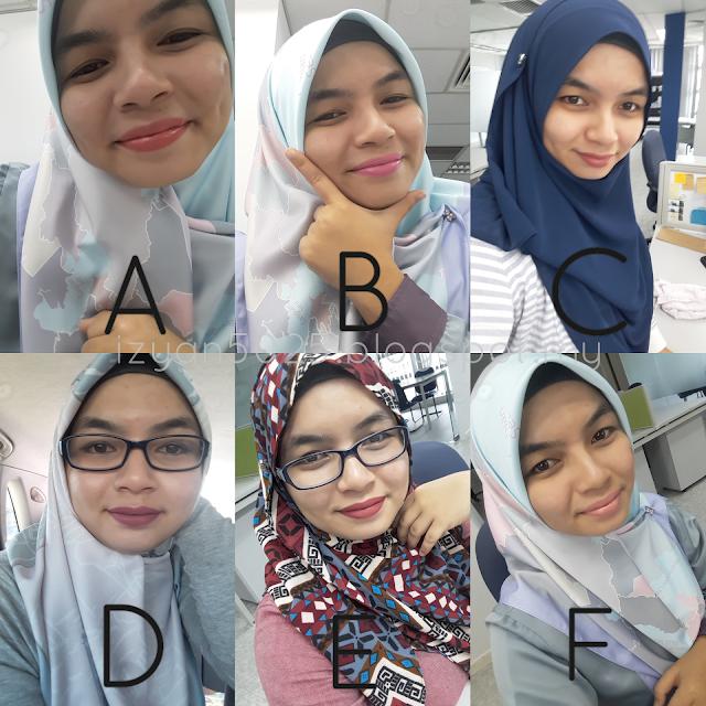 Pilihan Warna Lipstik Yang Sesuai Dengan Warna Kulit