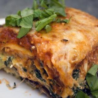 No-Prep Veggie Lasagna