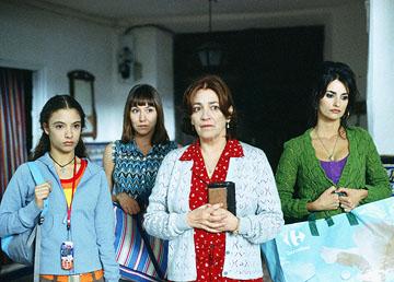 Carmen Maura, una de las muchas películas de Almodóvar que ha protagonizado
