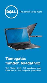 Dell Online marketing anyag tervezés.