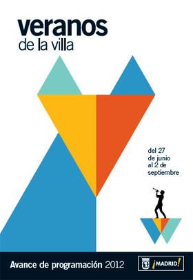 Programación de los Veranos de la Villa 2012