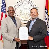 7-19-16 Wade Radke oath of office