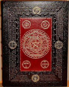 Cover of Anonymous's Book The Supreme Banishing Ritual Of The Pentagram