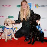 WWW.ENTSIMAGES.COM -      Billie Marten   at       Guide Dog of the Year Awards at London Hilton Park Lane London December 10th 2014Annual awards which celebrate the partnership between guide dogs and their owners.                                              Photo Mobis Photos/OIC 0203 174 1069