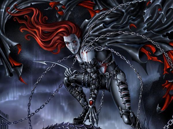 Charming Demoness Of Doom, Demons 2