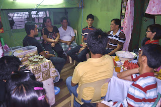 Chat with the Family (Sampaloc, Manila) - January 27
