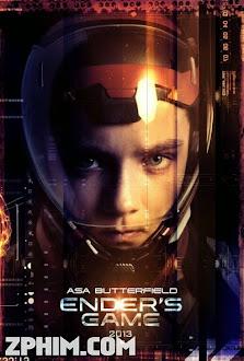 Cuộc Đấu Của Ender - Ender's Game (2013) Poster