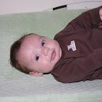 Grandpa Changes Ethan Diaper