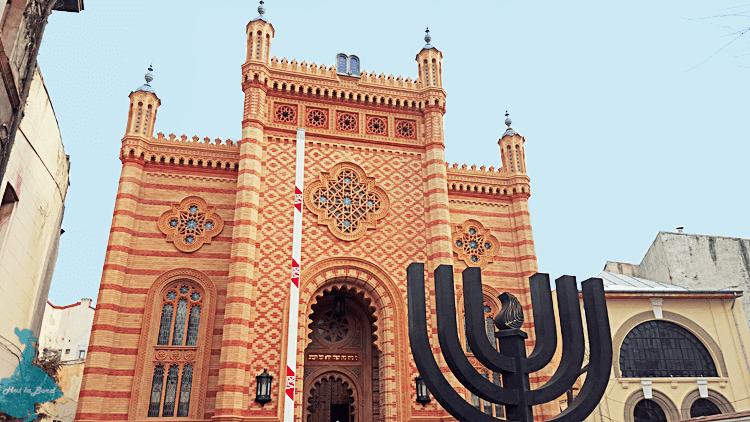 templul coral sinagoga bucuresti