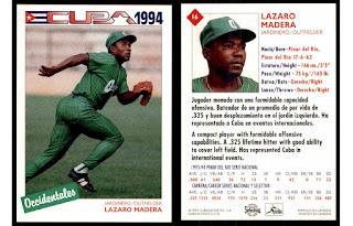 Lázaro Madera