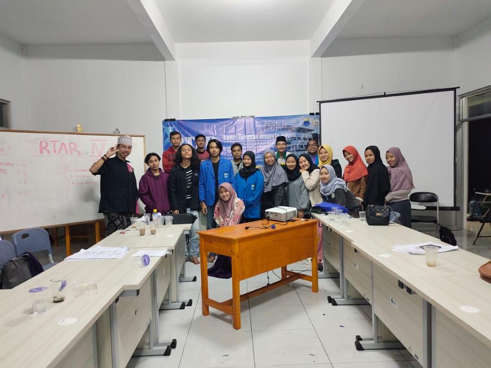PMII Kabupaten Purwakarta Menggelar RTAR ke Empat