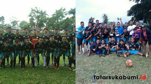 Turnamen Sepak Bola Ramadan Cup 2018 KNPI Parakansalak