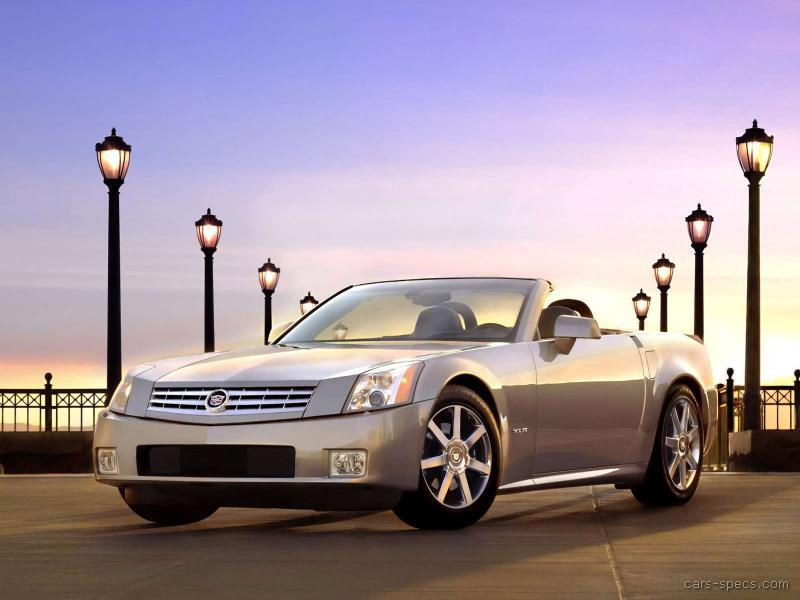 2007 Cadillac Xlr Convertible Specifications Pictures Prices